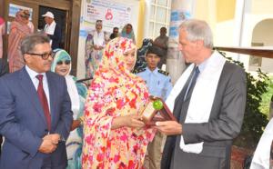 Lancement des activités de la semaine nationale d'allaitement maternel