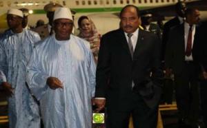 Le Président de la République arrive à Bamako