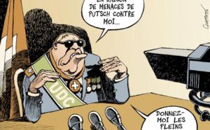 Le président de l'UPR rappelle que le parlement à les pleins pouvoirs