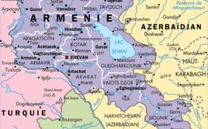 Retour du ministre des affaires étrangères d'Arménie