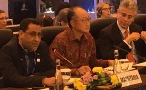 La Mauritanie préside la réunion des banques arabes avec la BM