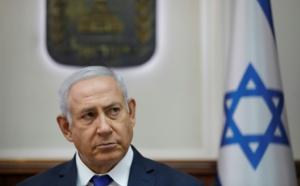 """Israël: Netanyahu menace d'infliger des """"coups très douloureux"""" au Hamas"""