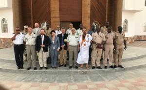 Les officiers du Collège de défense du G5 Sahel font leur rentrée