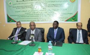 Nouakchott : formation sur la passation des marchés publics