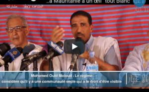 """La Mauritanie a un œil """"tout blanc"""" (Ould Mouloud)"""