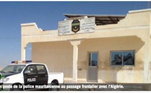 Le poste-frontière entre la Mauritanie et l'Algérie déjà fermé ?