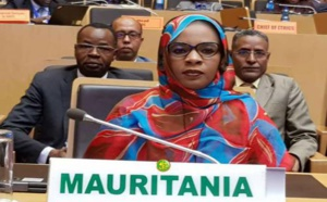 La ministre du commerce représente le Président de la République au sommet extraordinaire de l'Union Africaine