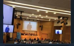 Lettre de l'absent-présent : Correspondance de Biram Dah à la séance de la Commission Nationale Consultative des Droits de l'Homme