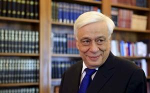 Notre ambassadeur en Grèce présente ses lettres de créances