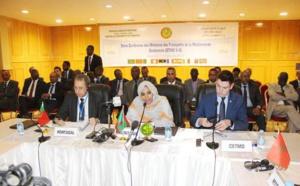 Démarrage à Nouakchott de la neuvième conférence des ministres en charge des transports de la méditerranée occidentale