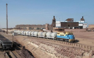 La Mauritanie se lance dans l'exploitation et la vente de phosphate