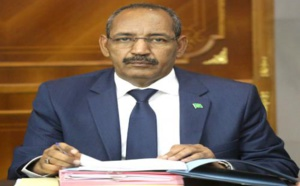 Le ministre de l'Intérieur regagne Nouakchott en provenance du Maroc