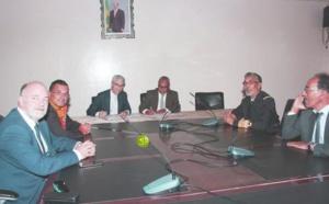 Signature du PV des réunions de la Commission mixte mauritano-européenne pour la pêche maritime