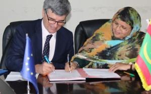 Mauritanie : 550 milles euros de l'union européenne pour appuyer le conseil régional de Nouakchott