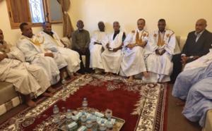"""La """"crème"""" des officiers retraités annonce leur soutien total au candidat Ould Boubacar"""