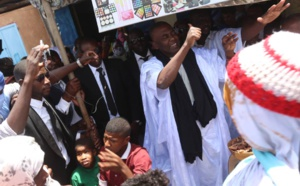 Biram lance sa pré-campagne à partir de Tiguent