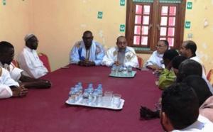 Trarza /Keur-Macène : Des démissionnaires de l'UPR soutiennent Ould Boubacar