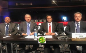 Charm Cheikh: La Mauritanie participe aux travaux de la 64eme session ordinaire de la commission africaine des droits de l'homme et des peuples