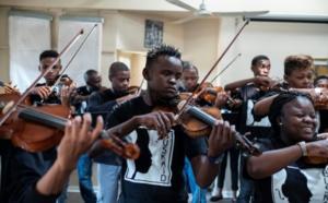 """Quand les virtuoses de Soweto jouent la """"musique des Blancs"""""""