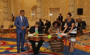 Signature d'un mémorandum d'entente sur les concertations bilatérales mauritano eswatinies