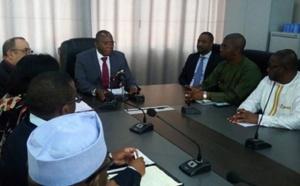 Vers le transfert du Centre pour le développement minier de la Mauritanie en Guinée