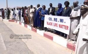 Mauritanie : des manifestants demandent le règlement du passif humanitaire