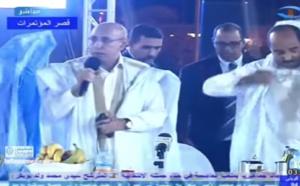 Ghazouani annonce sa victoire et félicite le peuple mauritanien