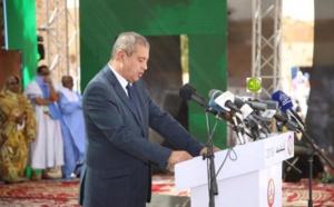Le ministre algérien de la communication : « Le festival des villes anciennes témoigne de l'intérêt que la Mauritanie accorde à la préservation de la mémoire »