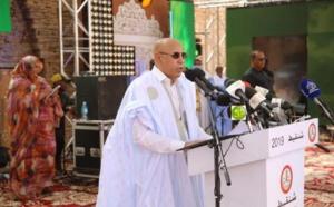 Président Ghazouani : Le Festival des villes anciennes reflète l'identité civilisationnelle de la Mauritanie