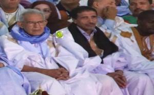 Les présidents du RFD et de l'UFP se félicitent du festival de Chinguetti