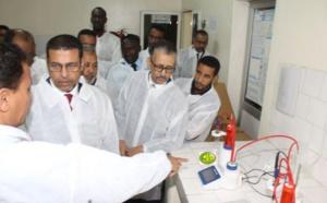 Le ministre de la Santé visite le laboratoire national de contrôle de la qualité des médicaments