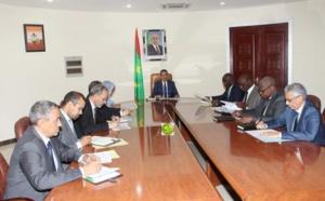 Le Premier ministre préside une réunion du comité interministériel chargé de l'enseignement