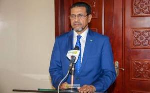 Mohamed Nedhirou Ould Hamed, ministre de la Santé
