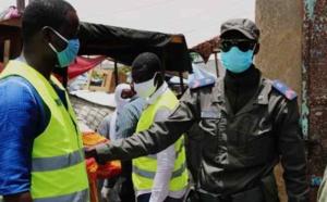 Nouakchott : confiscation de produits périmés dans un marché de la capitale