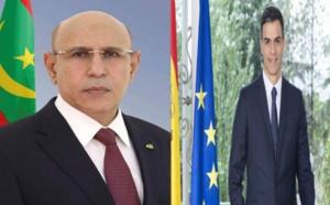 Le Président de la République s'entretient avec le Premier ministre espagnol