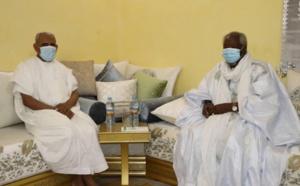 Rencontres entre présidents de partis