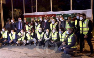 La qualité de travail de la mission médicale algérienne en Mauritanie saluée à Nouakchott