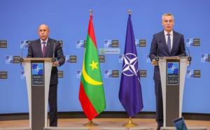 ''La Mauritanie est un partenaire engagé'', déclare le SG de l'OTAN