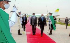 Nouakchott : Retour du Président de la République