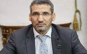 Mohamed Lemine Ould Dehby, ministre des finances