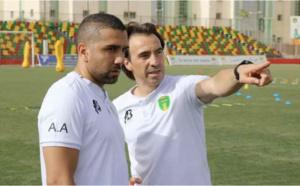 Corentin Martins (Mauritanie) : «Donner le maximum face à l'Algérie pour apprendre et grandir»