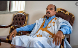 Mohamed Ould Abdel Aziz: «On me fait payer le fait de vouloir exister en tant qu'homme politique»