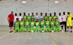 La Mauritanie présente au championnat arabe de foot-Salles