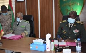 Des patrouilles mauritano-sénégalaises pour sécuriser le champ gazier commun