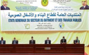 Ouverture des états-généraux du secteur du Bâtiment et des Travaux publics