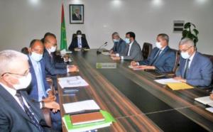 Réunion du comité interministériel sur l'amélioration des conditions de vie des populations des localités de la zone frontalière du Mali