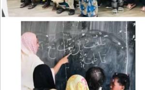 ONG AED insère 67 enfants dans 9 écoles primaires à Arafat