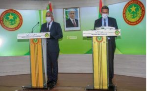 Des membres du gouvernement commentent le projet de loi portant Loi de Finances pour l'année 2022