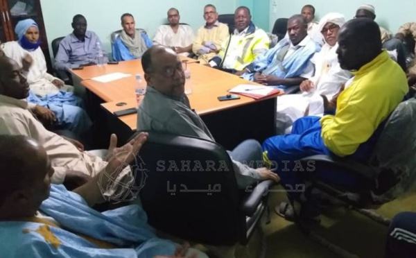 Mauritanie : la SNIM et son personnel sont parvenus à un accord pour éviter la grève