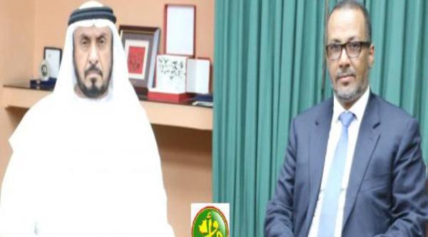 Le président de l'UNPM reçoit l'ambassadeur des Emirats Arabes Unis
